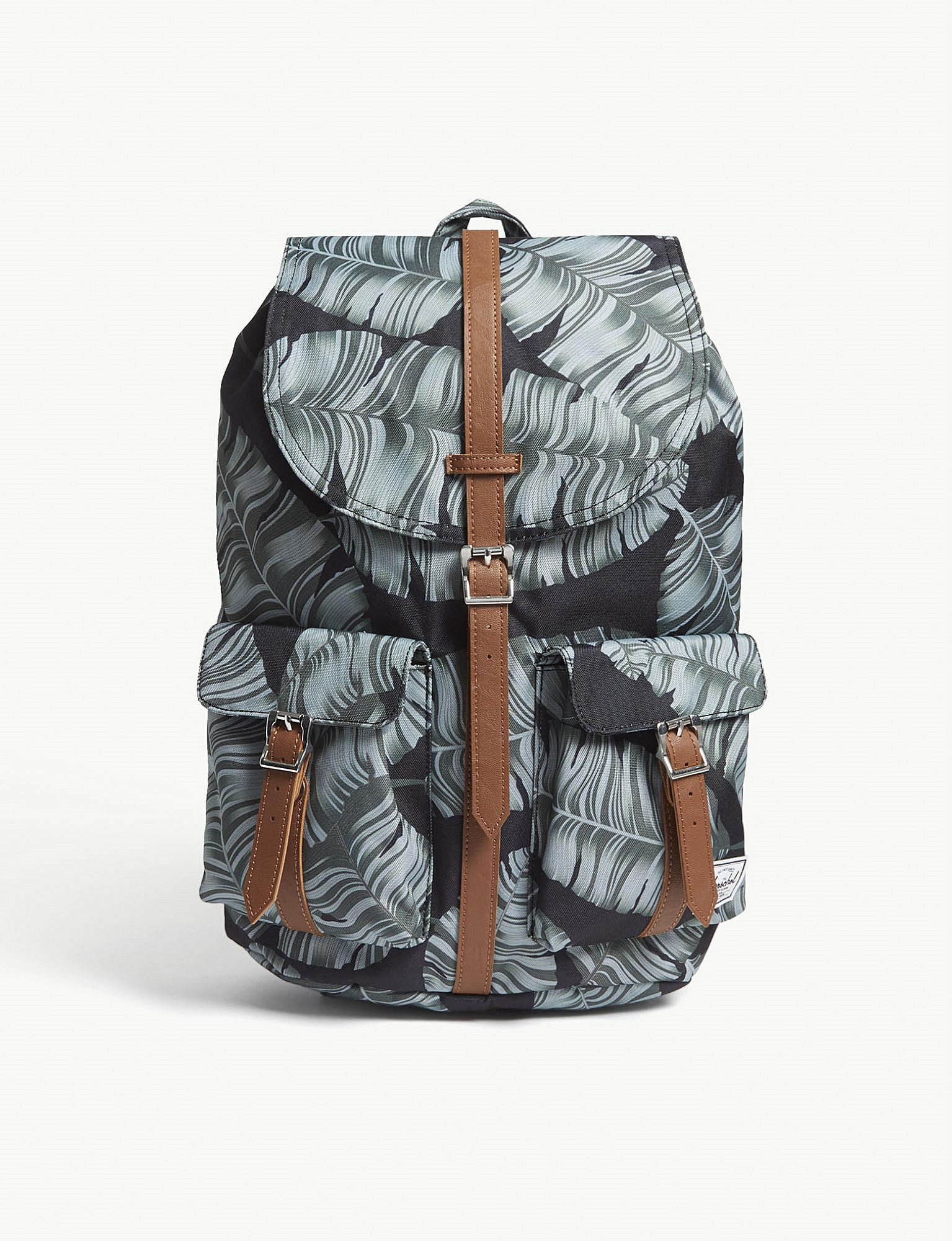 0f6f720601fe Herschel Town X Small Backpack Black Palm