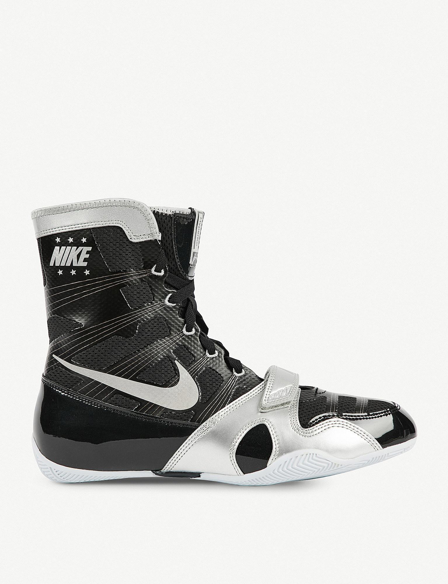 sports shoes 32284 77eca Nike Lamyland Hyper Ko Mesh Boxing Boots in Black for Men - Lyst