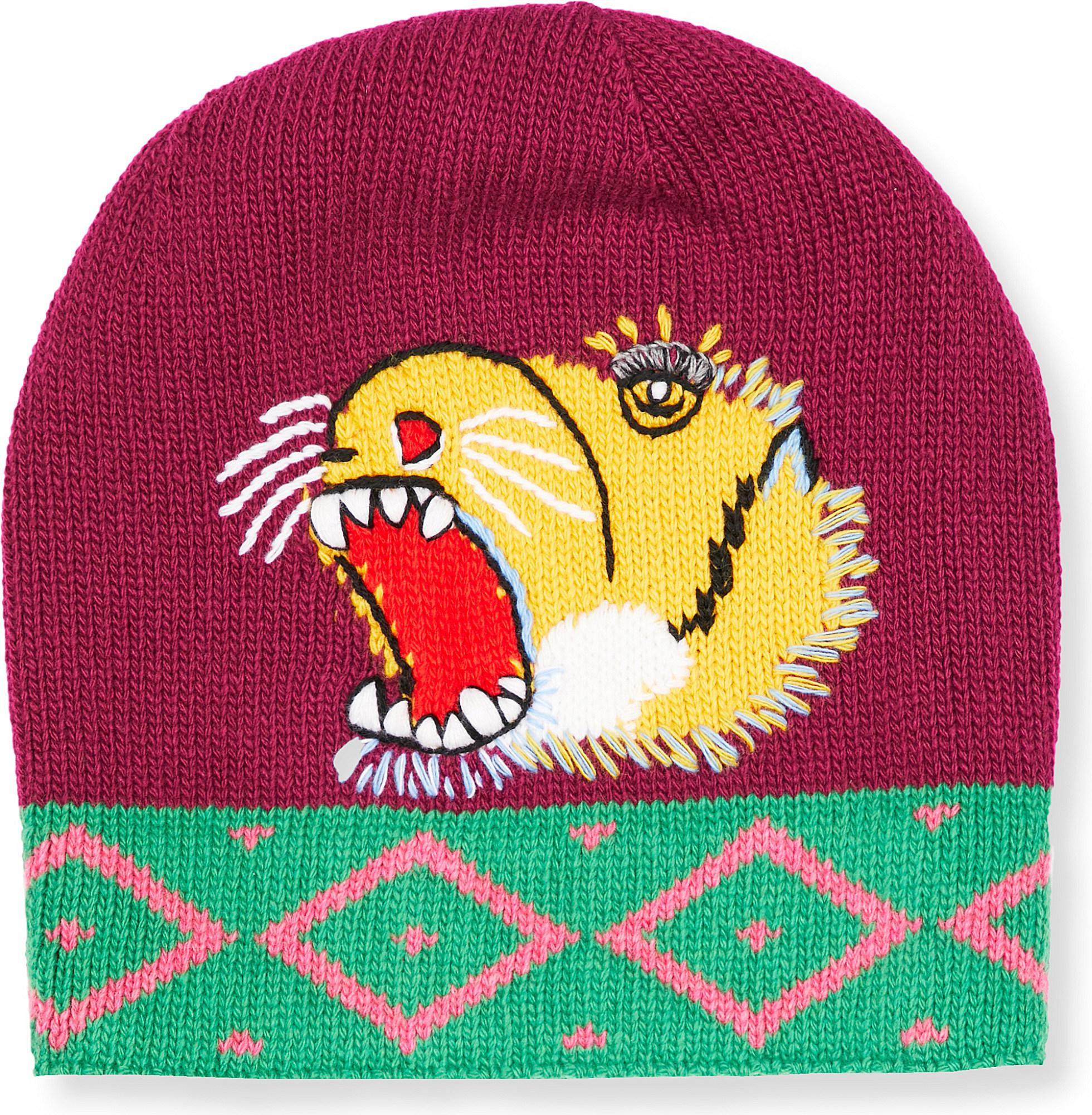 db9d0b149df Gallery. Previously sold at  Selfridges · Women s Burberry Beanie Women s  Wool ...