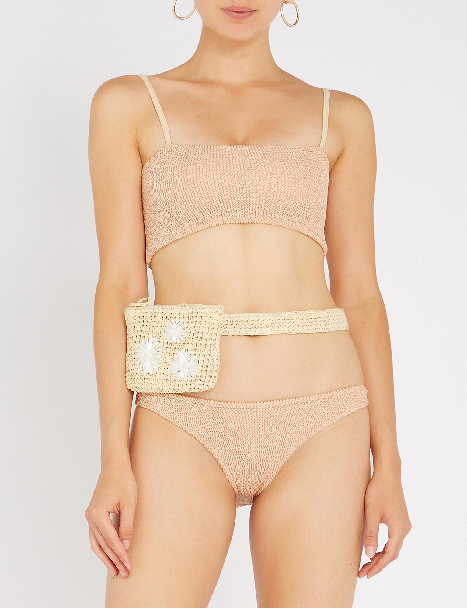 503cc1e40f0db Hunza G. Women s Gigi Bikini Set