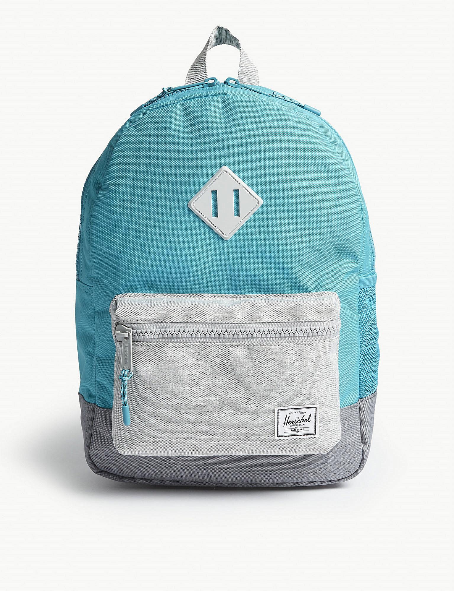 Herschel Supply Co. Heritage Colourblock Backpack 9l in Blue - Lyst 6396455f51245