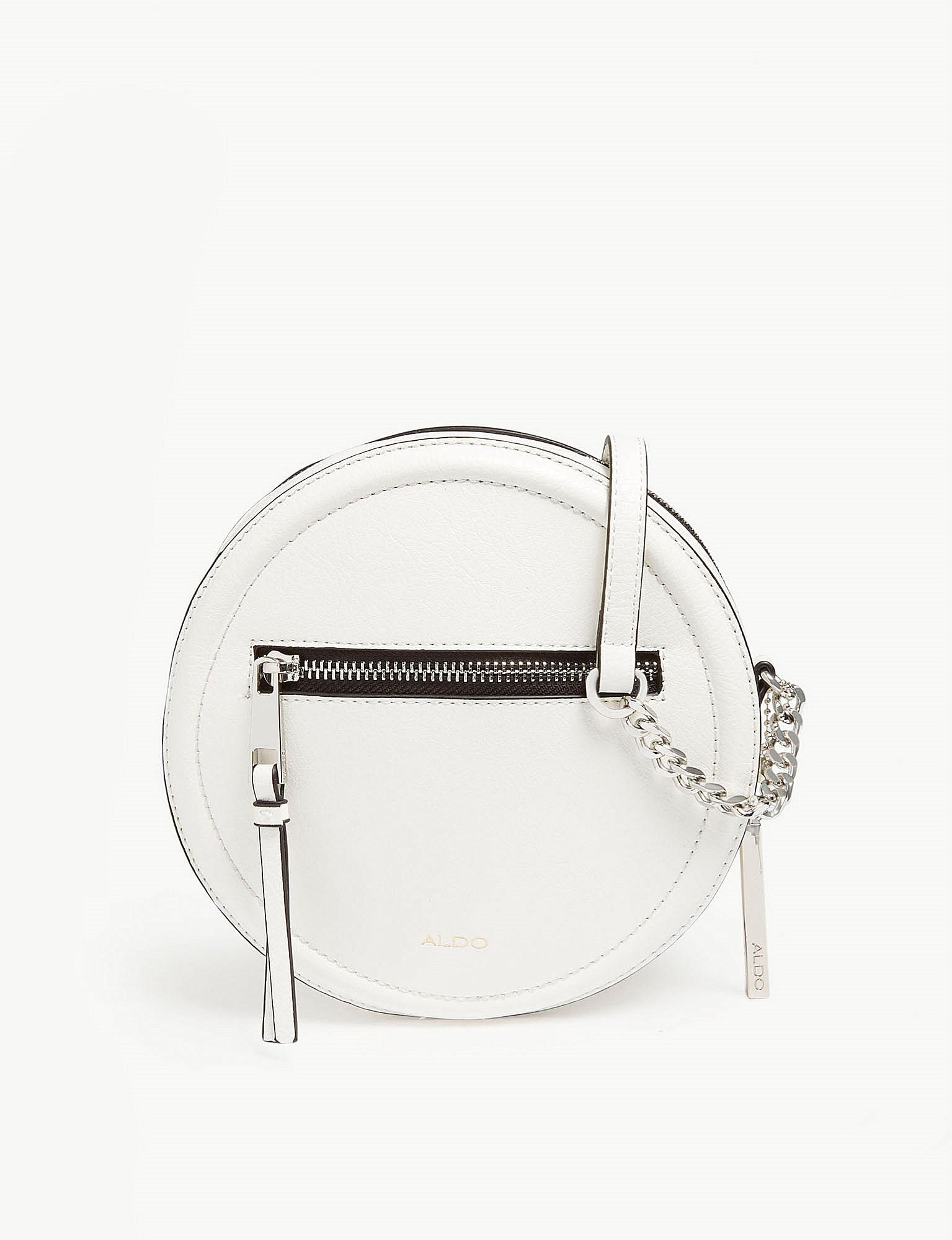 0de9c5a9cb0 Lyst - ALDO Circus Faux-leather Shoulder Bag in White