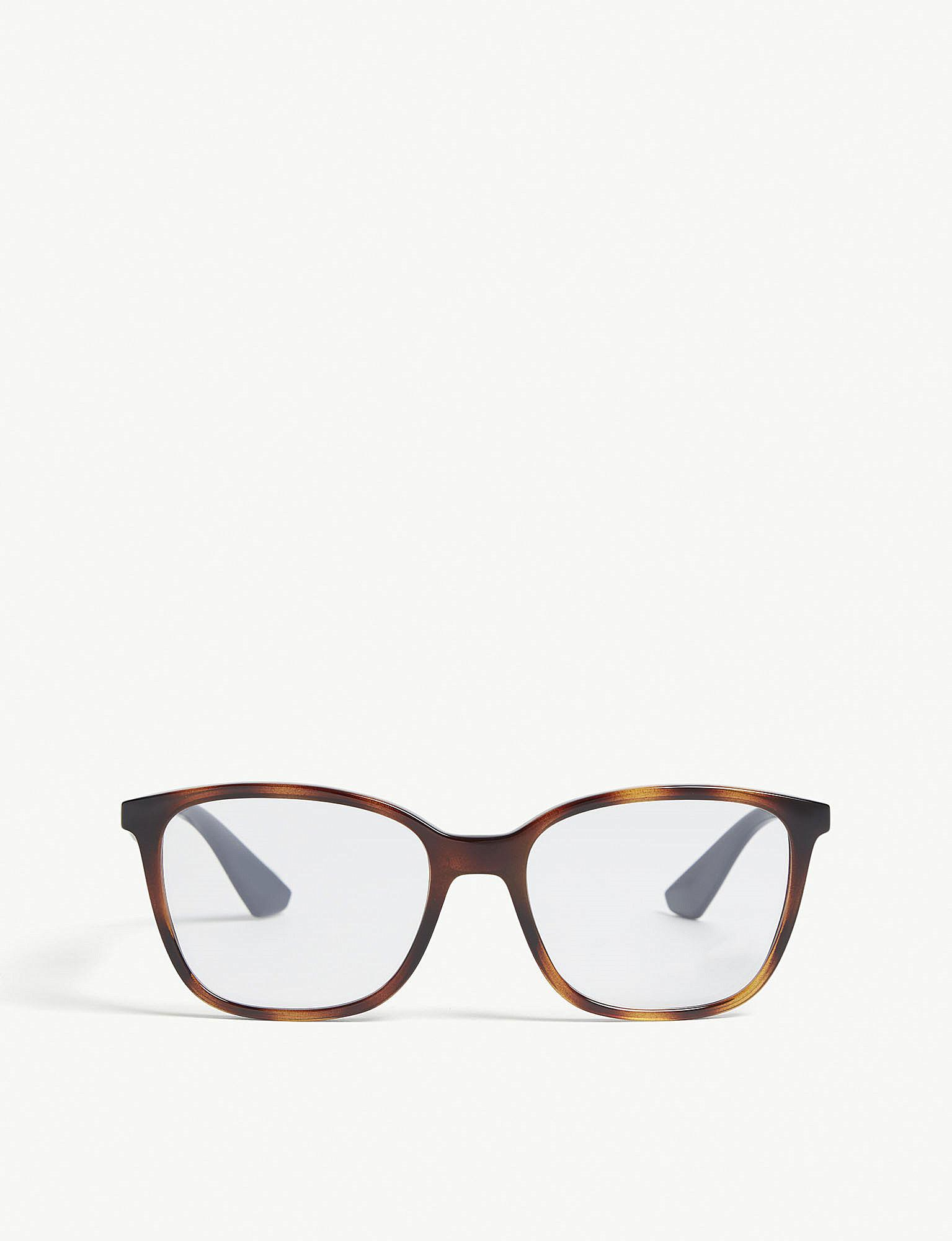 a63b454ad5b Lyst - Ray-Ban Rb7066 Optical Glasses for Men