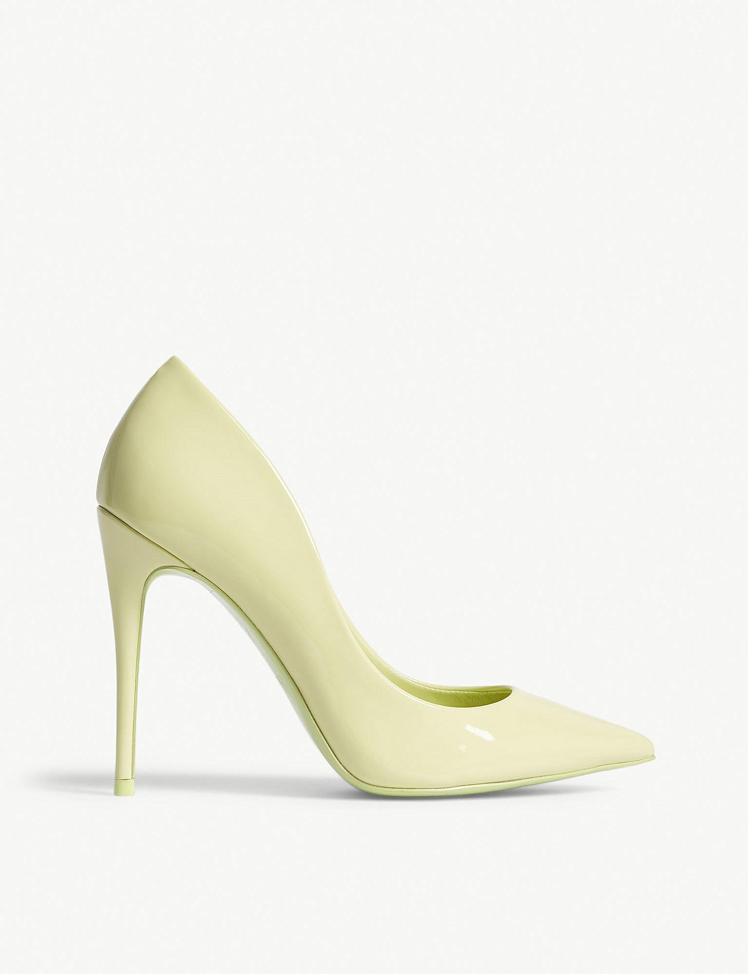 075d689d6772 Aldo Stessy Patent Courts in Green - Lyst