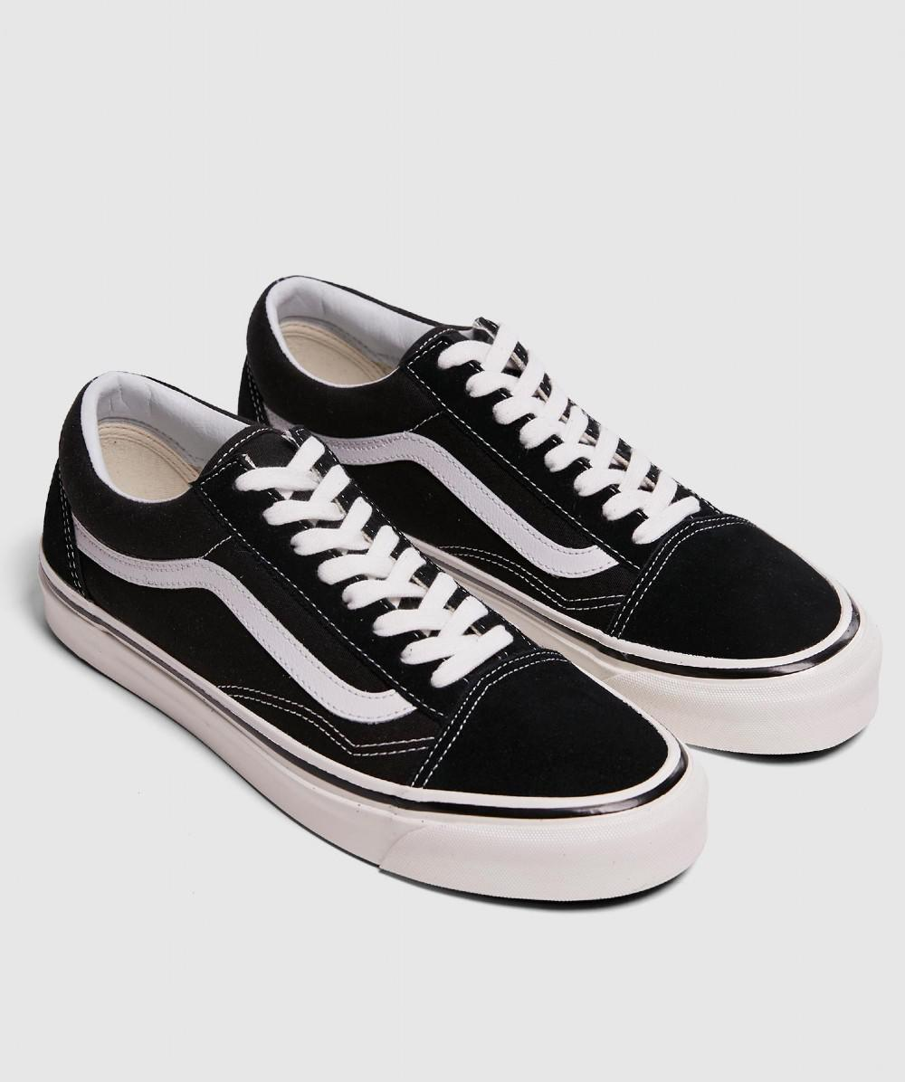 c9107d4432f Lyst - Vans Anaheim Old School 36 Sneaker in Black for Men