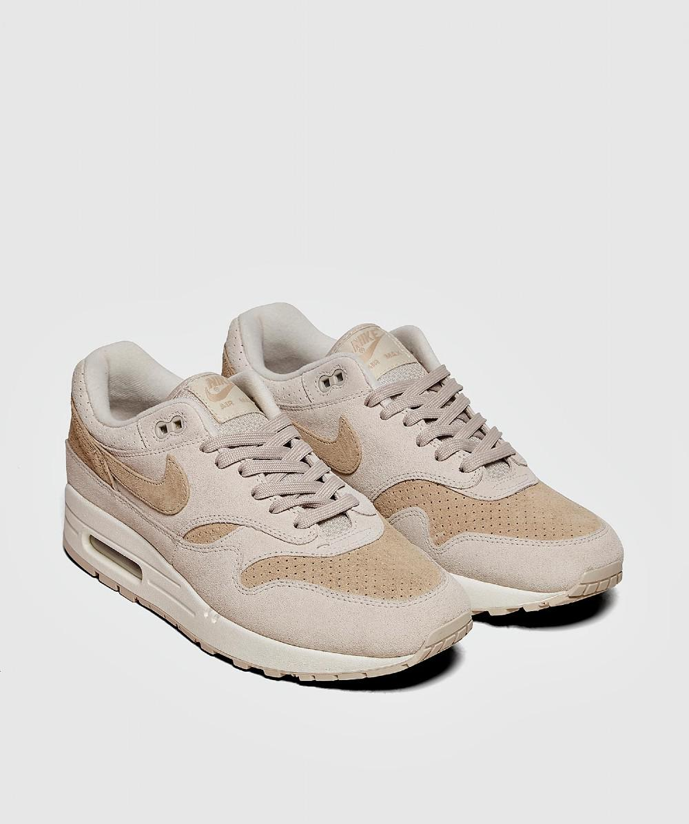 huge selection of 514a6 c2d5a Lyst - Nike Air Max 1 Premium Sneaker in Natural for Men