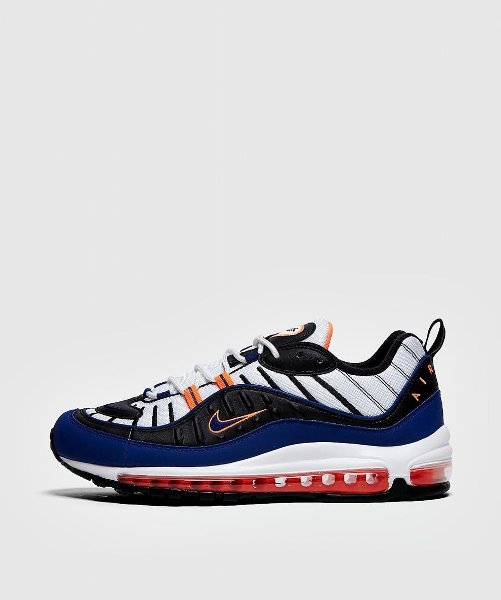 da30b8da32bf Lyst - Nike Air Max 98 in Blue for Men