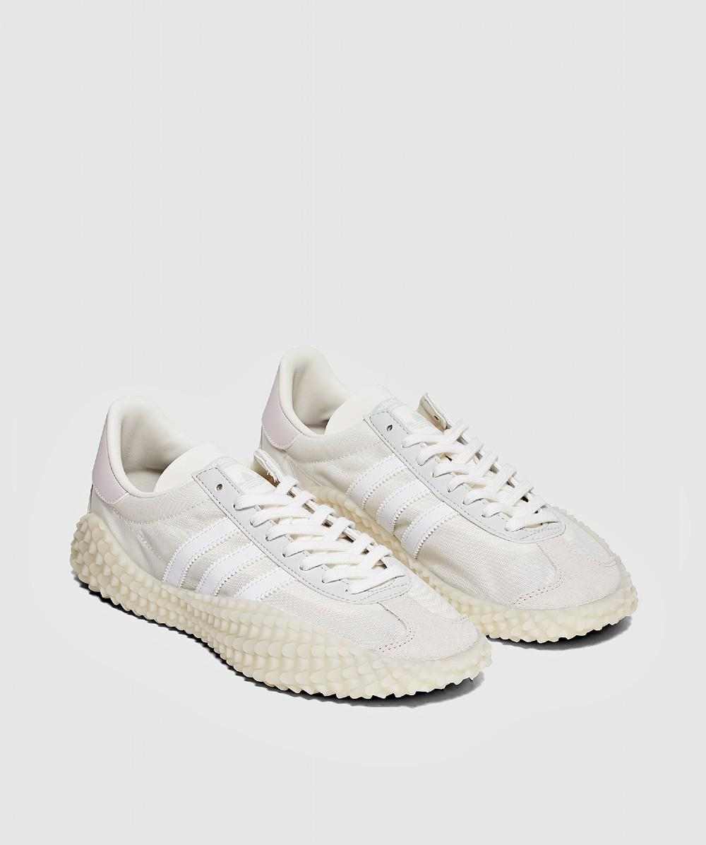 new arrival 4cfc8 77b3f adidas Country X Kamanda Sneaker in White for Men - Lyst
