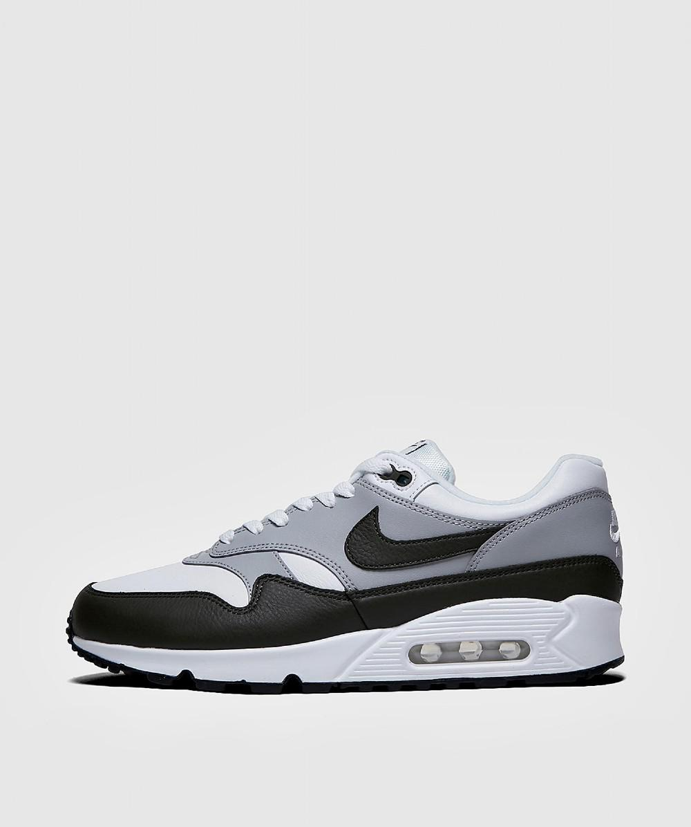 reputable site 80e70 c4561 Nike. Men s White Air Max 90 1 Trainer