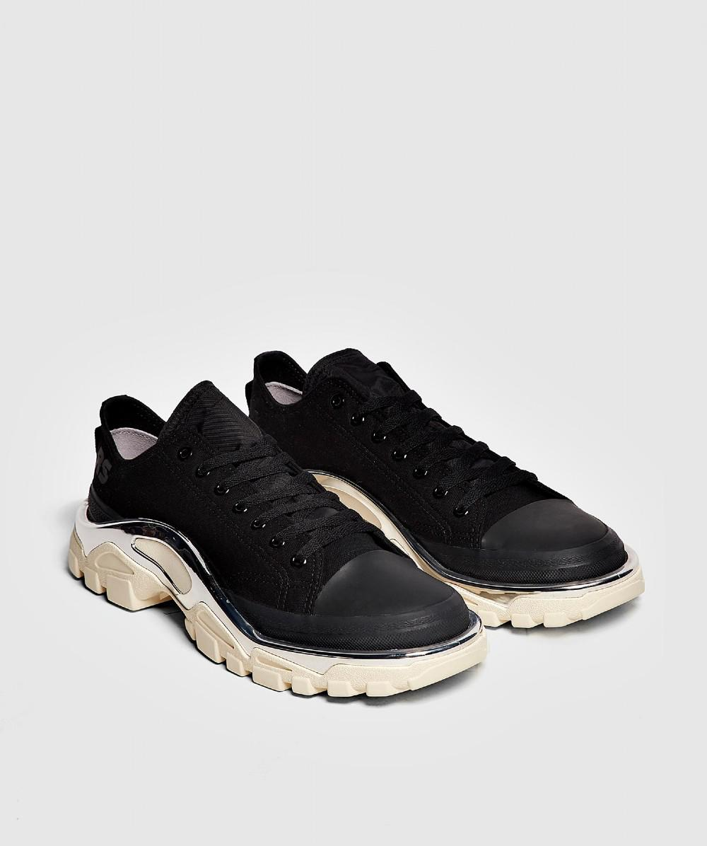 online store ad477 f4a16 Lyst - adidas By Raf Simons Rs Detroit Runner in Black for M