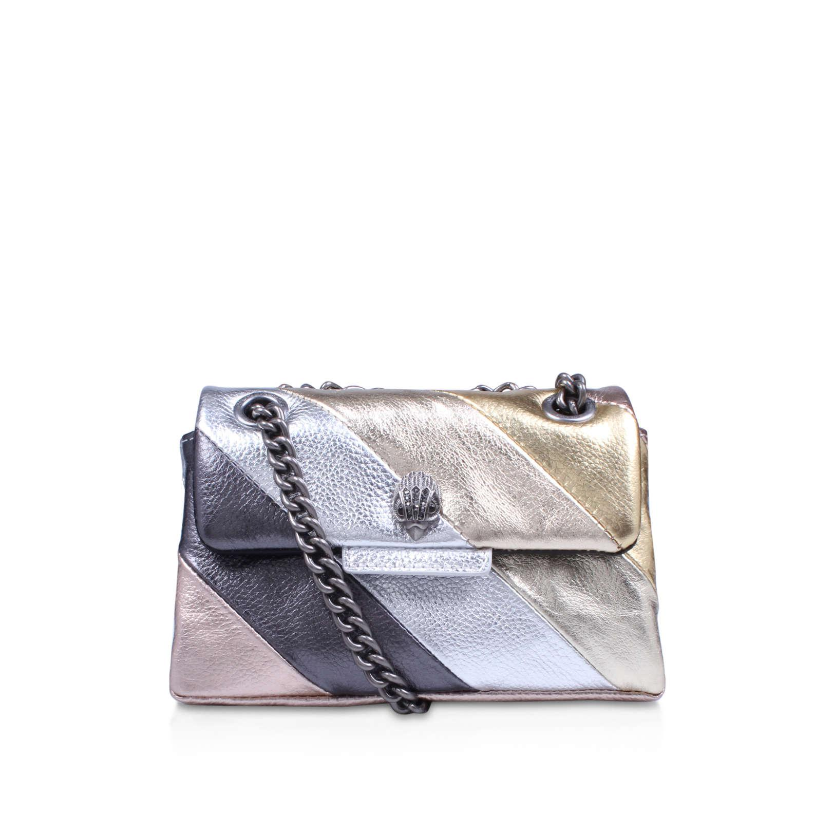 Women s Leather Mini Kensington. See more Kurt Geiger Shoulder bags. dc1f84dd29375
