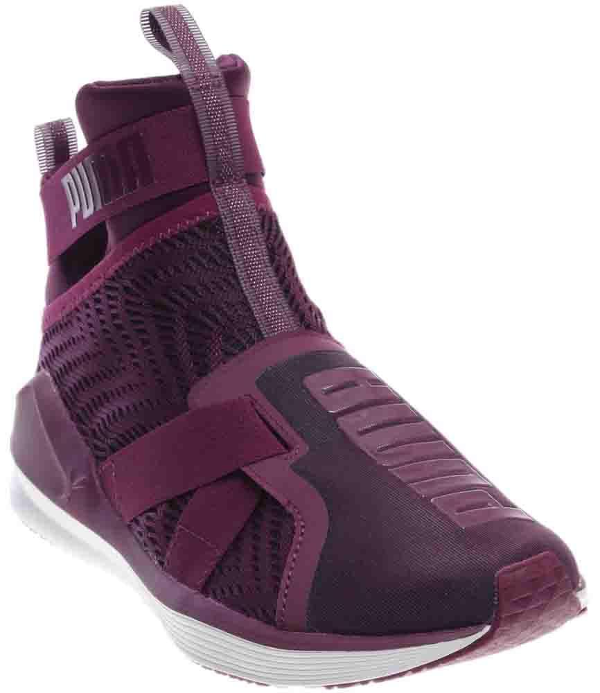 35265489392a Fierce Men in Wn s Puma for Purple Lyst Strap Swirl RUZ5Cq