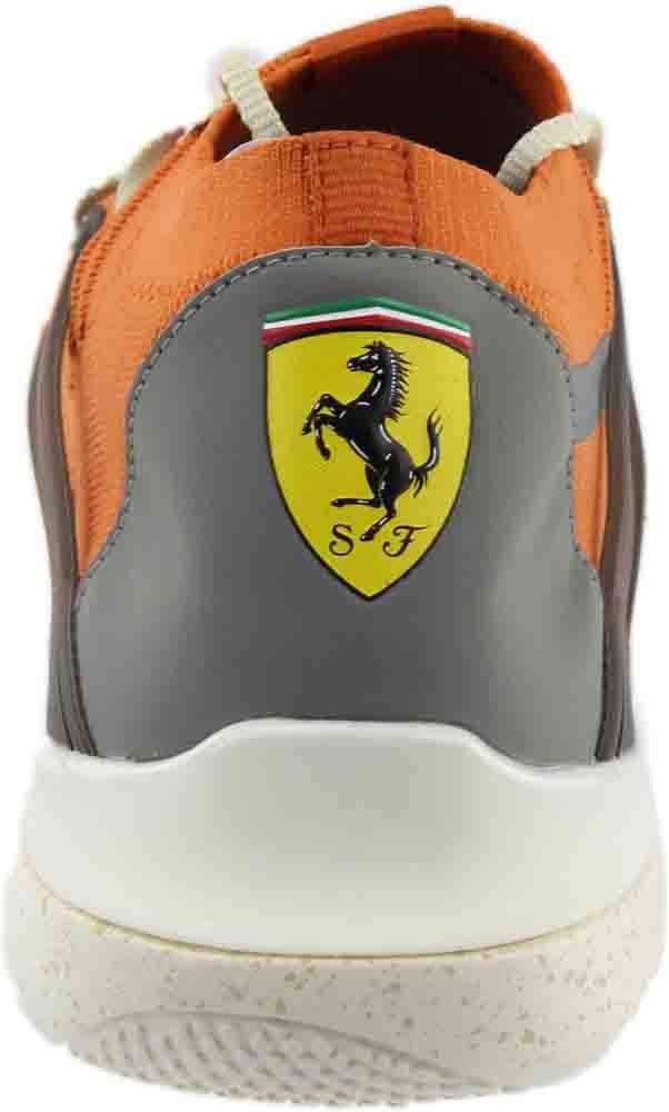a056968f227da0 PUMA - Orange Scuderia Ferrari Evo Cat X Nice Kicks Smu for Men - Lyst.  View fullscreen