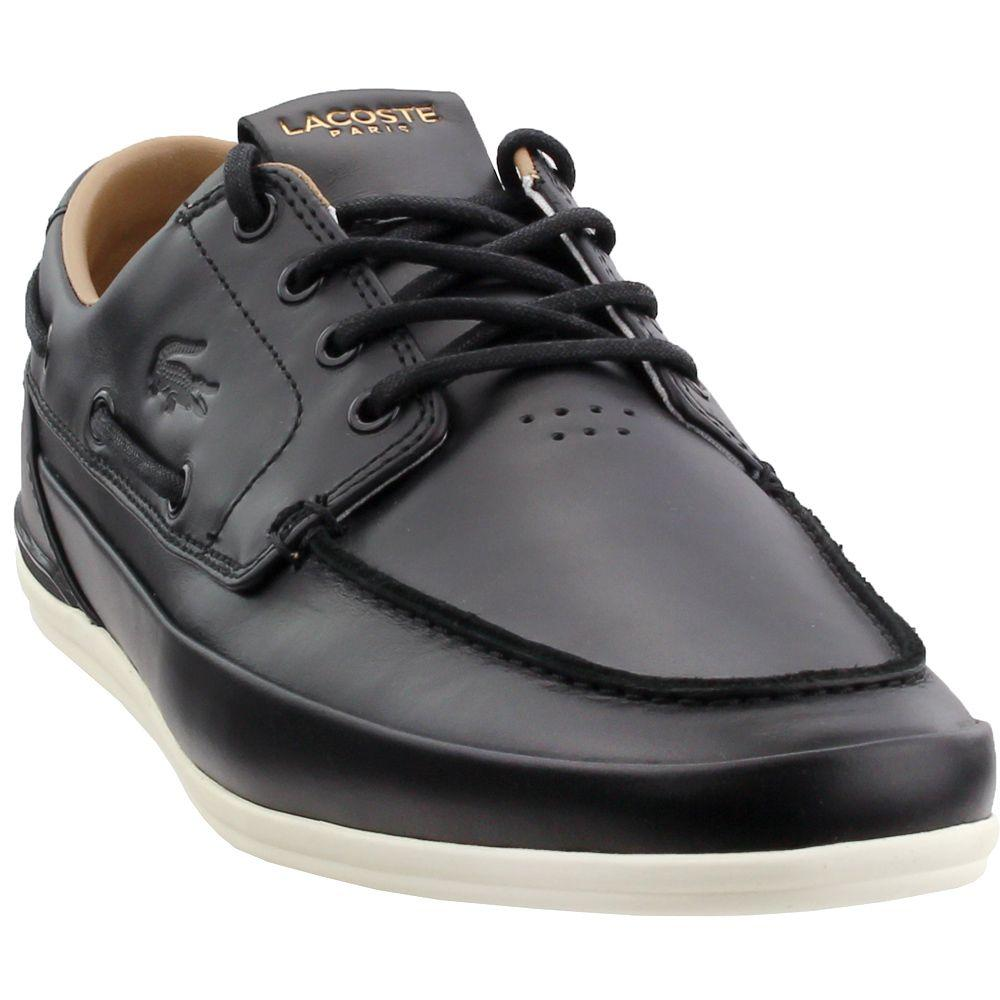 2e1856a9a6b8 Lyst - Lacoste Marina 119 6 in Black for Men