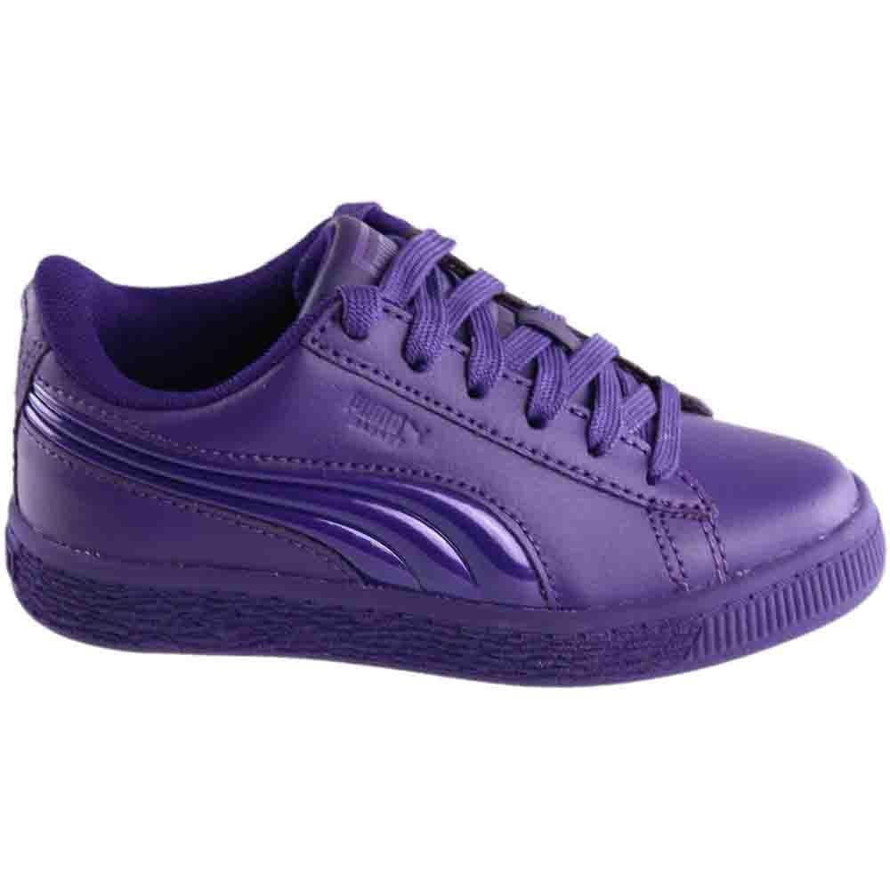 free shipping 1f862 d694e Lyst - PUMA Basket Classic 3d Fs Preschool in Purple for Men