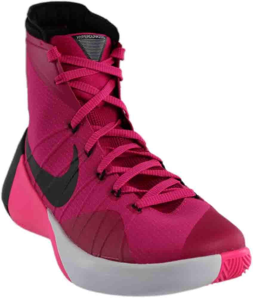 4695208fb499 Lyst - Nike Hyperdunk 2015 in Pink
