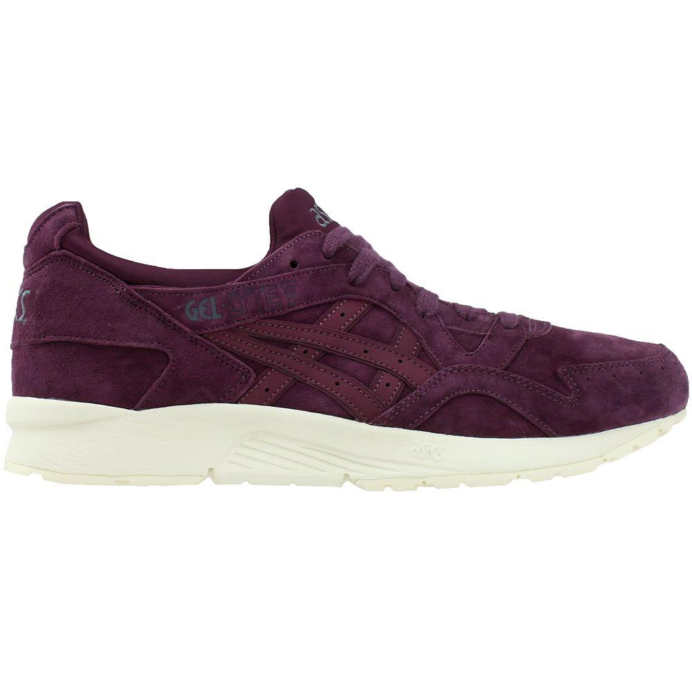 Men's Gel V Sneaker Purple Lyte Suede l1KJcTF