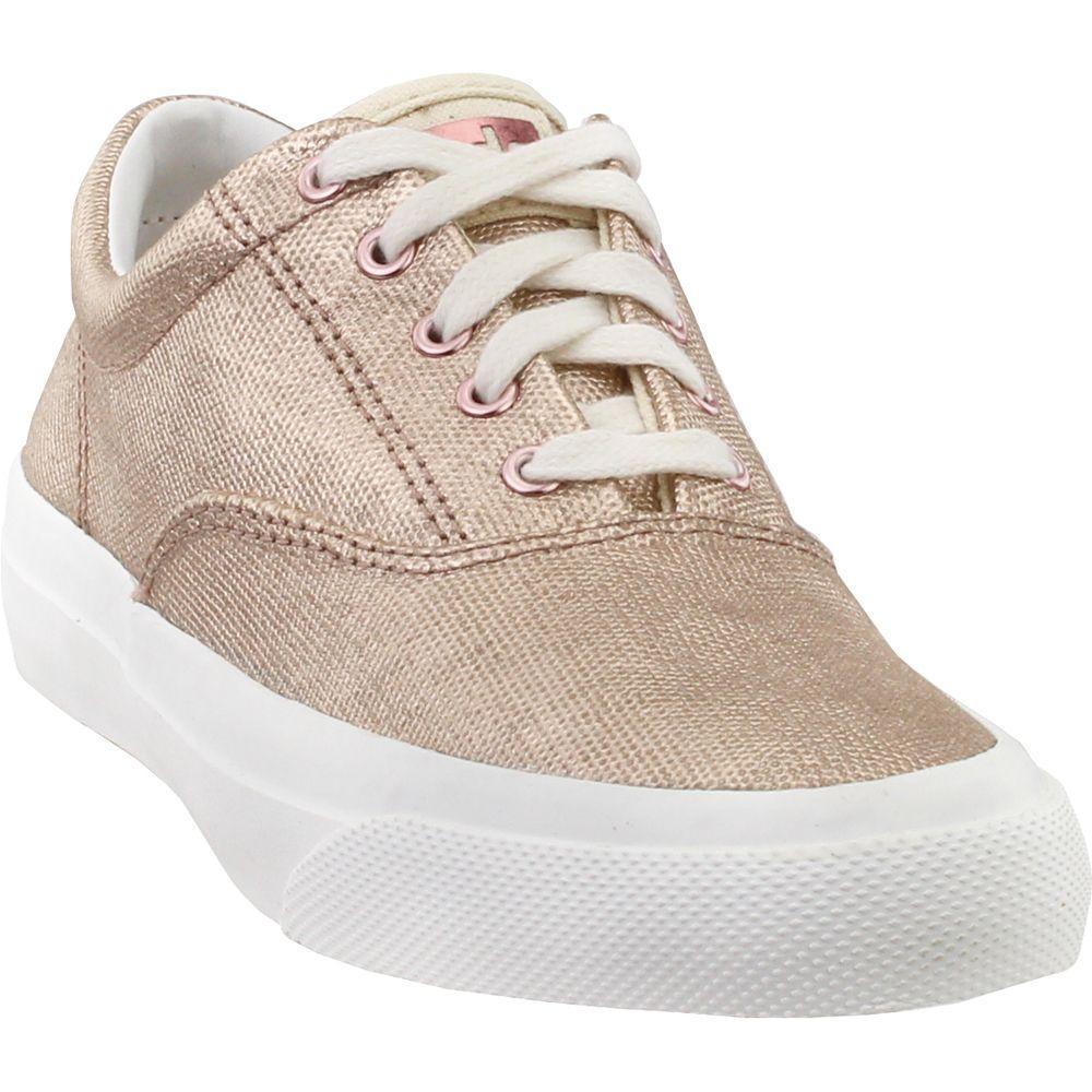 fd3eaaf553079 Lyst - Keds Anchor Matte Brushed Metallic in Metallic