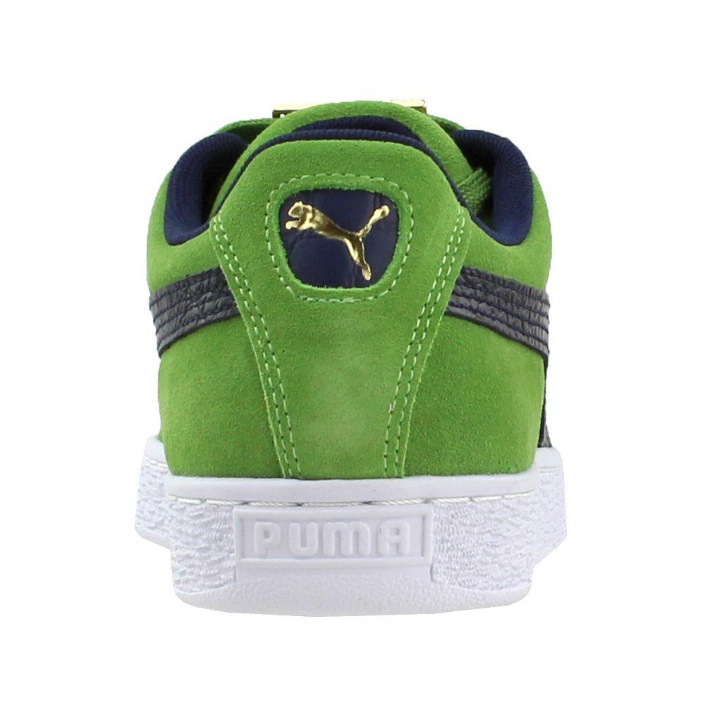PUMA - Green Suede Classic Bboy Fabulous for Men - Lyst. View fullscreen f54506b6a
