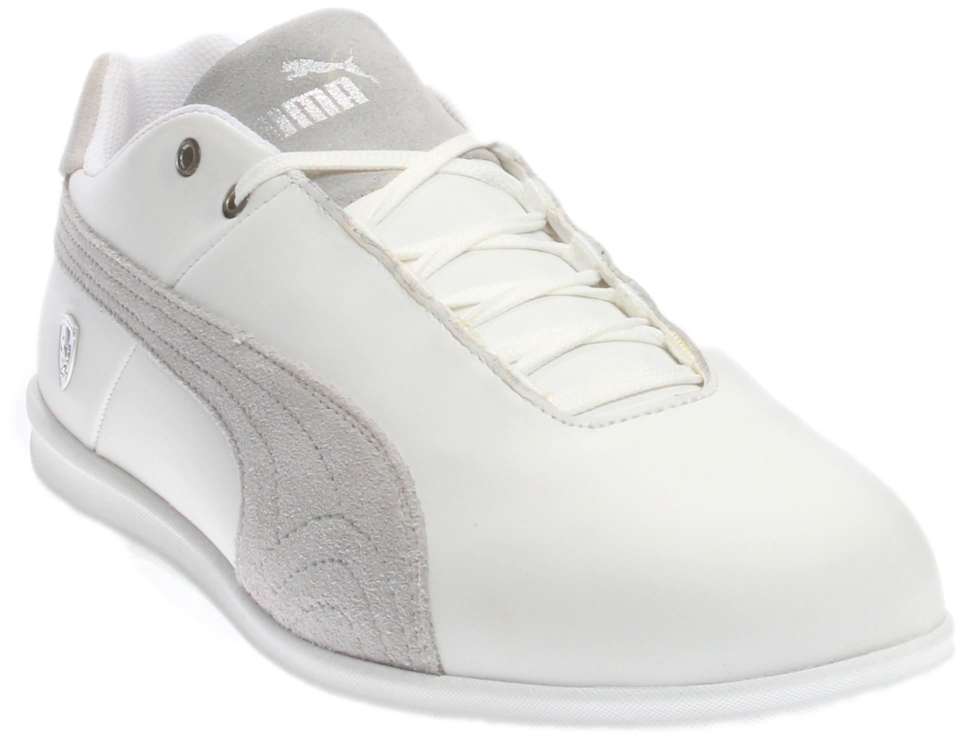 cd7aed1f403c0c Lyst - PUMA Ferrari Future Cat in White for Men - Save 72%