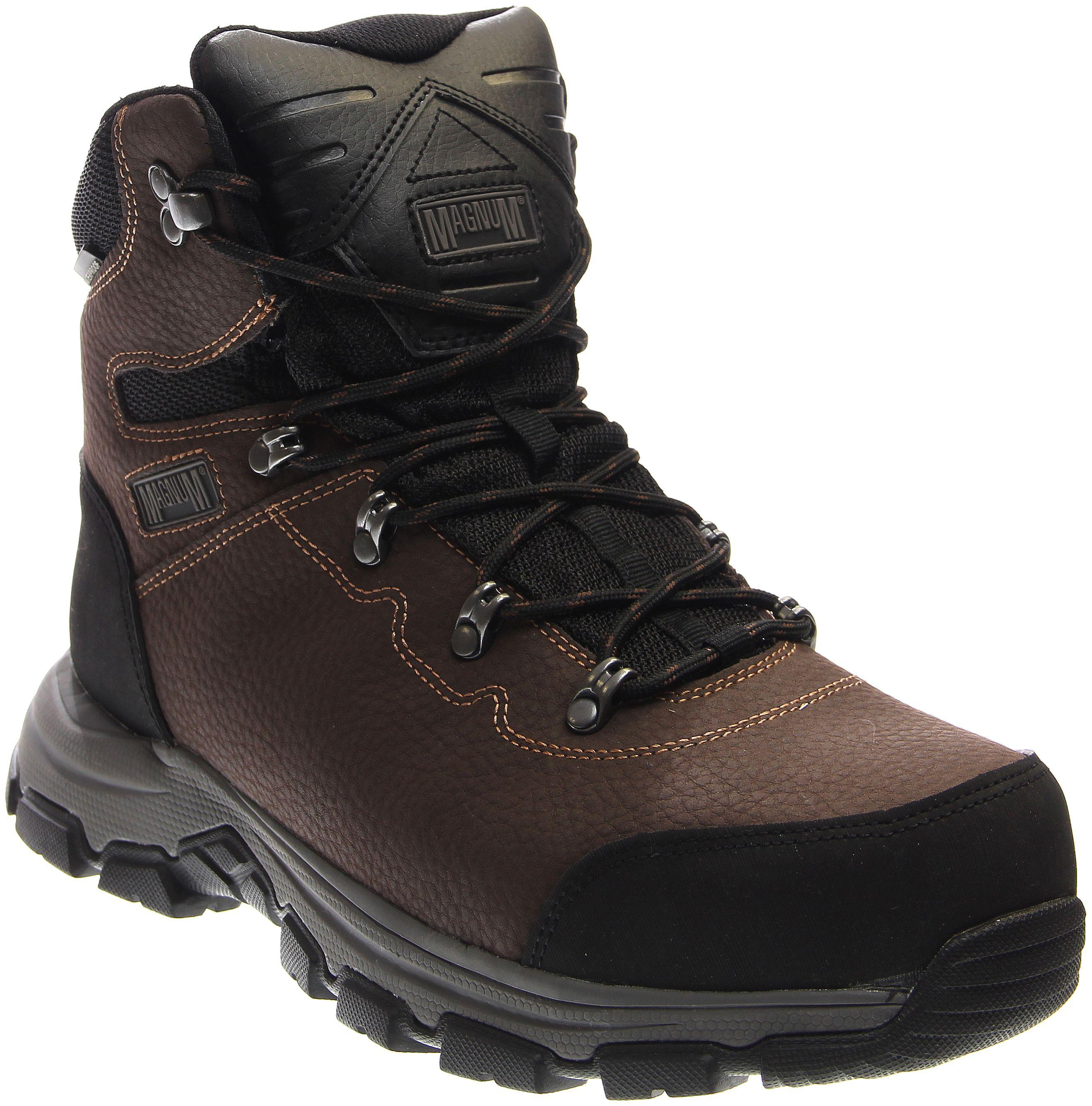 4f07d7abe05 Lyst - Magnum Men's Austin Mid Waterproof Steel Toe Work Boots in ...