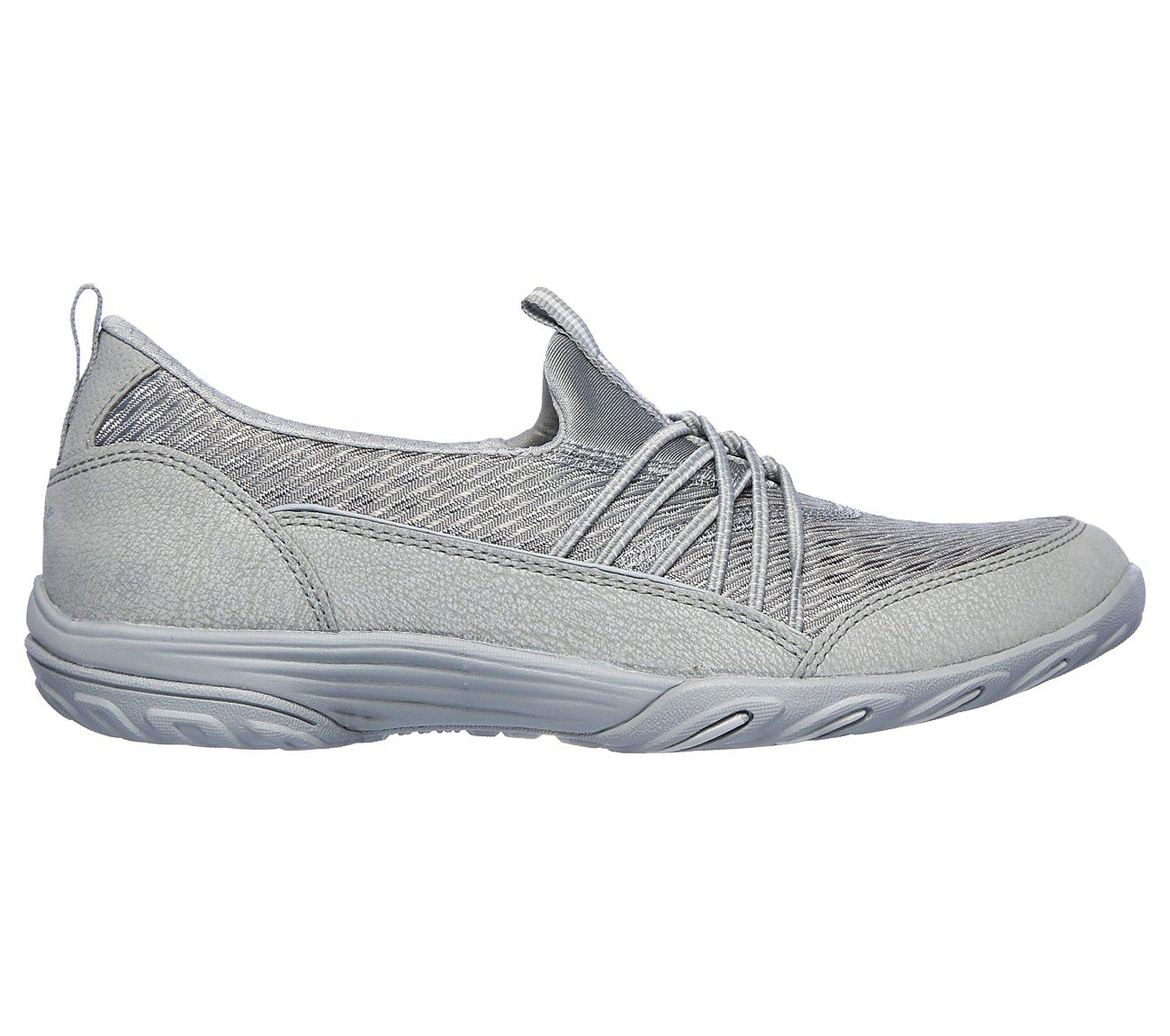 9ca38c7afde Lyst - Skechers Empress - Wide Awake in Gray