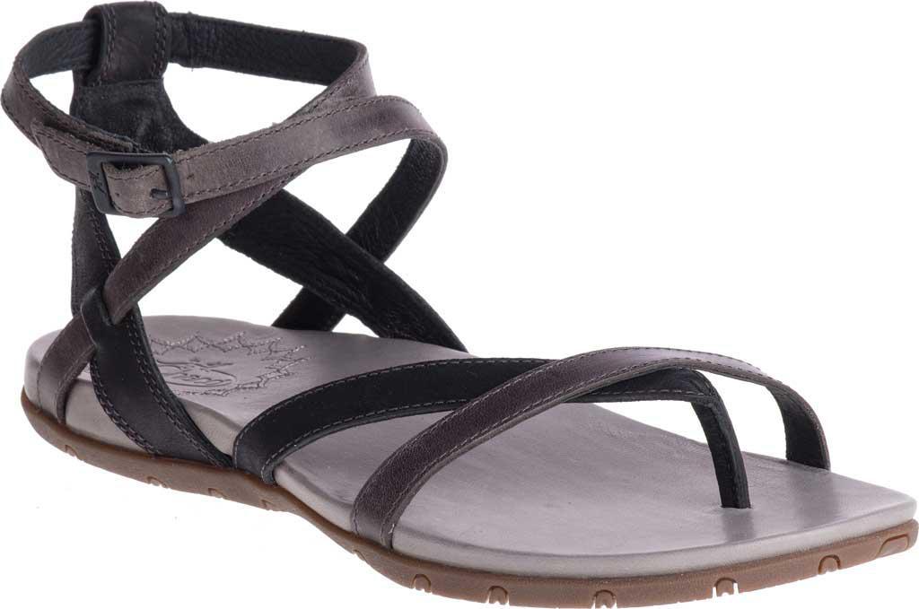 e148443af950 Lyst - Chaco Juniper Strappy Sandal in Black