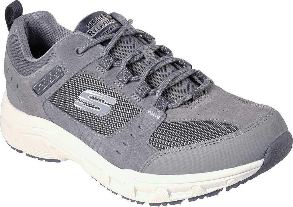 10d38443c422 Lyst - Skechers Relaxed Fit Oak Canyon Sneaker in Gray for Men