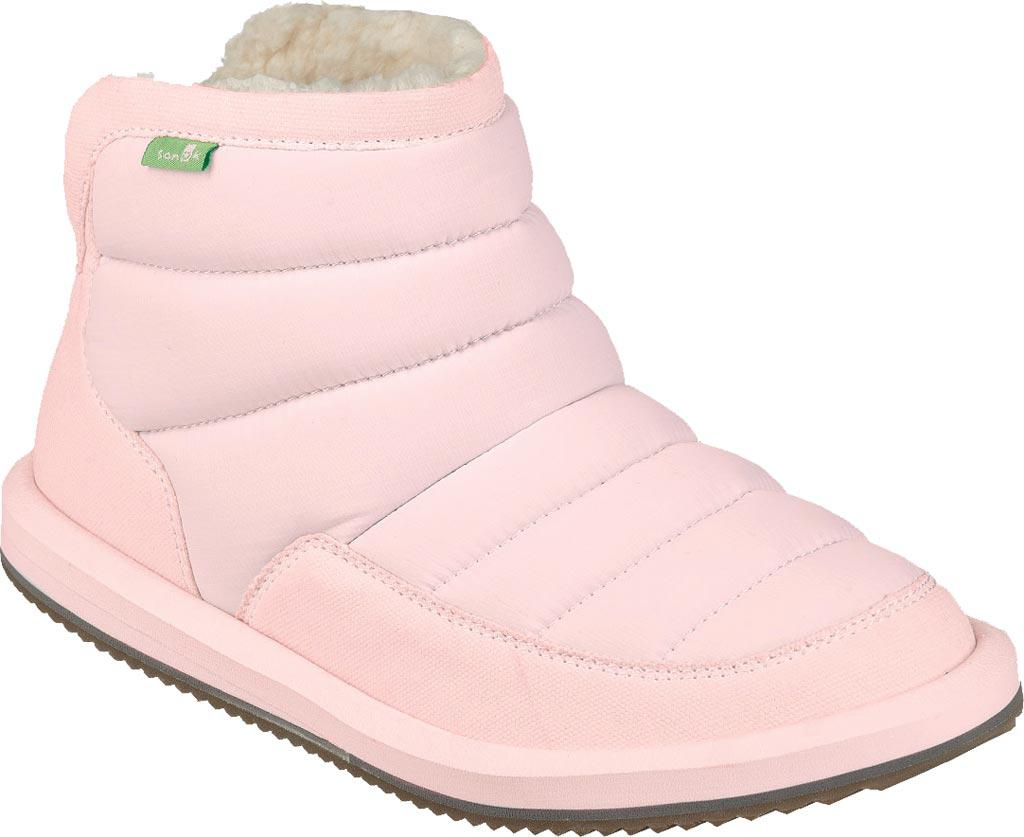 38024d386ee4 Lyst - Sanuk Puff N Chill Ankle Boot in Pink - Save 61%