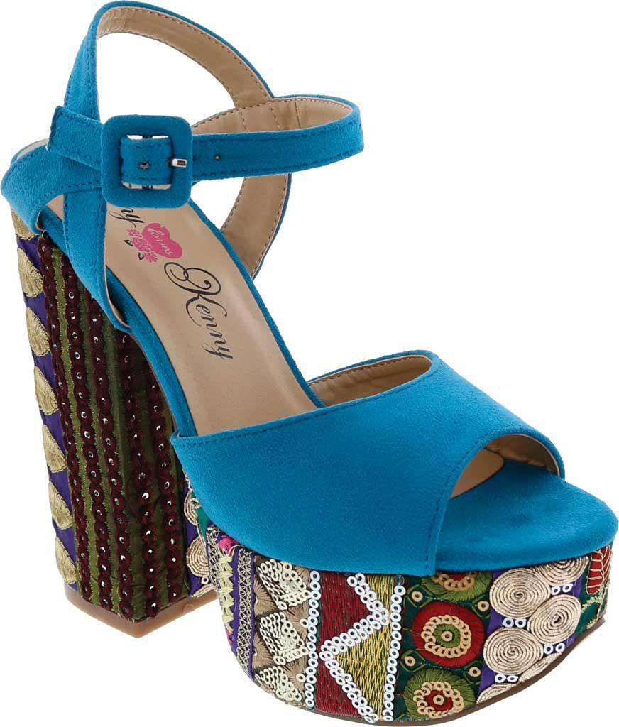 Penny Loves Kenny Skip Platform Sandal (Women's) AIMugH5F