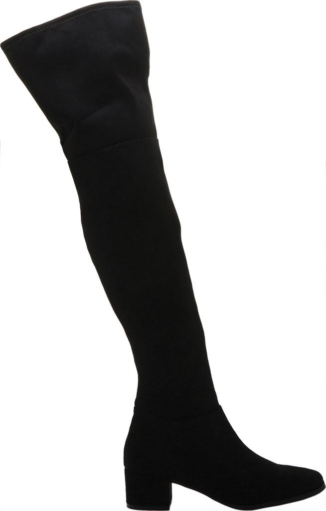 cff251a4950 Chinese Laundry - Black Felix Over The Knee Boot - Lyst. View fullscreen