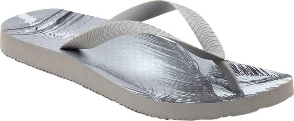 ed841cd0da30 Lyst - Vionic Beach Manly Thong Sandal in Gray for Men