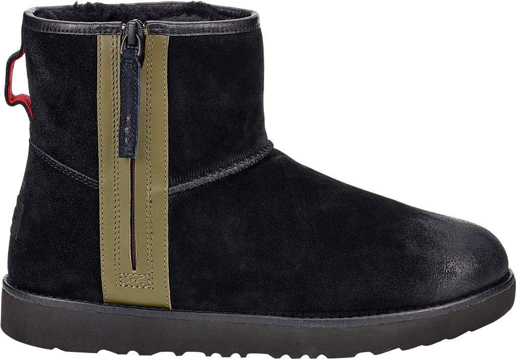 Lyst Ugg Classic Mini Zip Waterproof Boot In Black