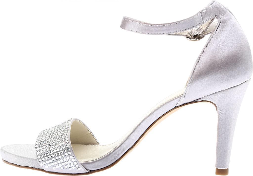 5e42871321a Lyst - Anne Klein Odree Ankle Strap Sandal in Metallic