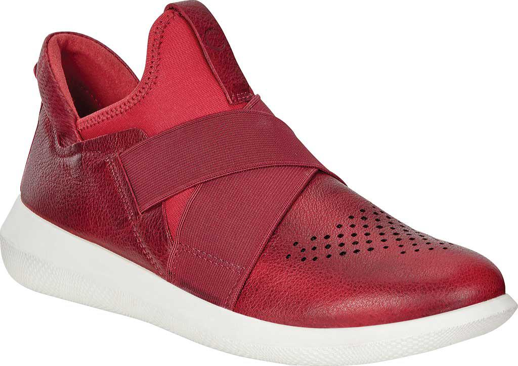 32666c72bfb5 Lyst - Ecco Scinapse Band Slip-on Sneaker in Red for Men