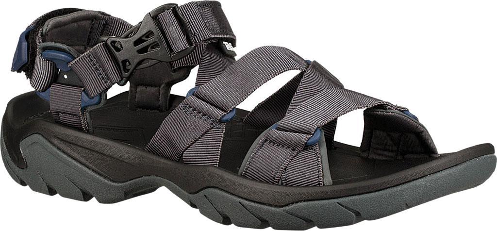 98a16413f8 Lyst - Teva Terra Fi 5 Sport Sandal in Black for Men