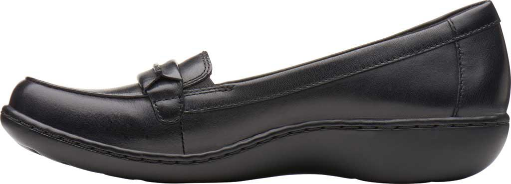 57e1475311d Clarks - Black Ashland Lily Loafer - Lyst. View fullscreen