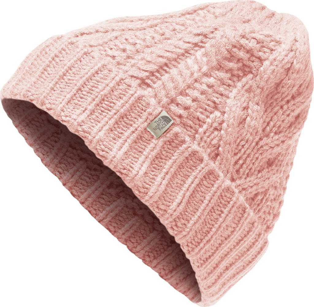 134821c13ac Lyst - The North Face Cable Minna Beanie in Pink - Save ...