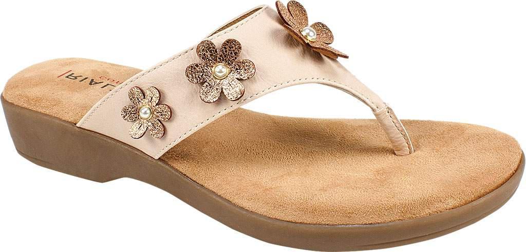 Rialto Bella Thong Sandal (Women's) k6UzkKaSr