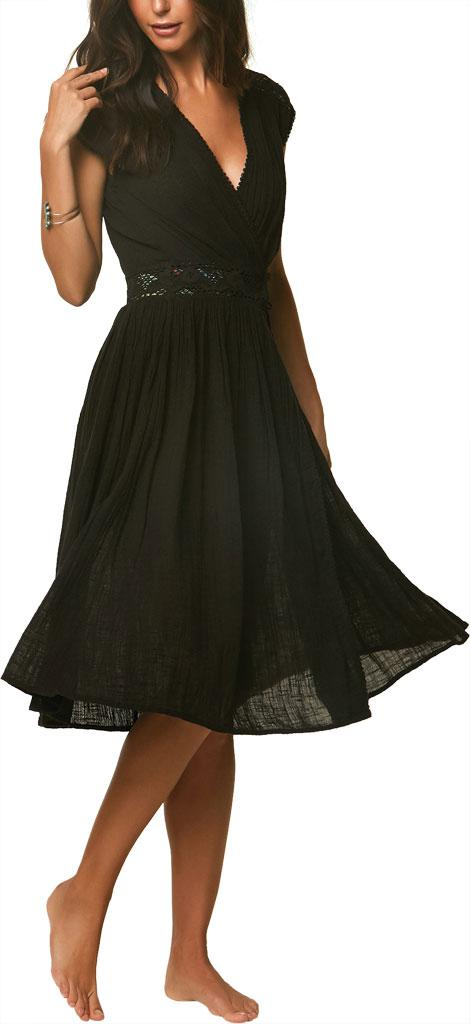 5522a0c409f Lyst - O'neill Sportswear Lillian Maxi Wrap Cover-up in Black