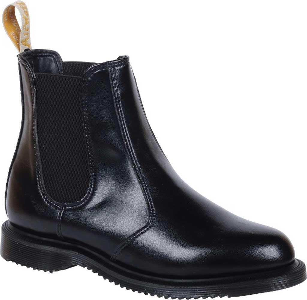 246f7889179e9 Lyst - Dr. Martens Vegan Flora Chelsea Boot in Black