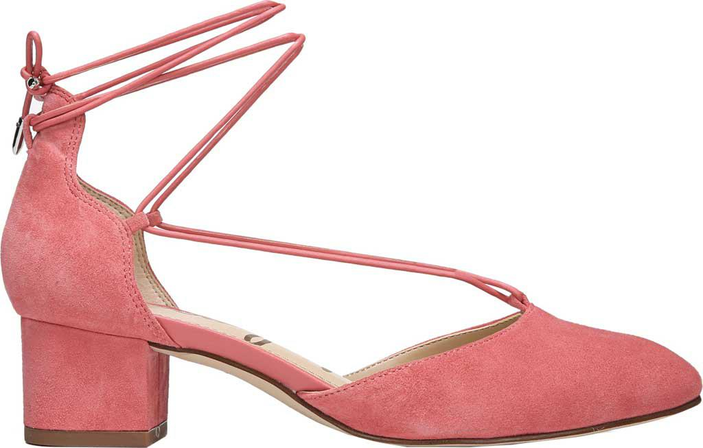 e405b4538d355 Sam Edelman - Pink Loretta Lace Up Pump - Lyst. View fullscreen