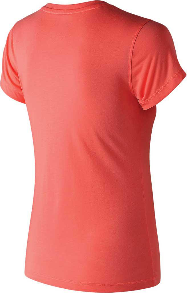 Short Red Sleeve In Lyst Heathered Wt81539 Balance Tee New TIXwXnv8xz