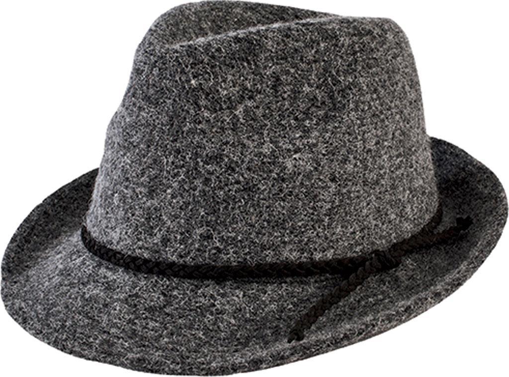 Lyst - San Diego Hat Company Knit Fedora With Faux Suede Band ... 4c713b603da0