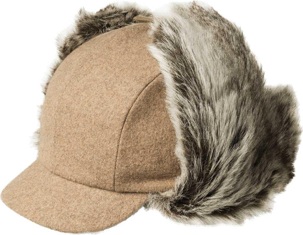 9670f35bb41a4 Kangol Wool Aviator Hat in Natural for Men - Lyst