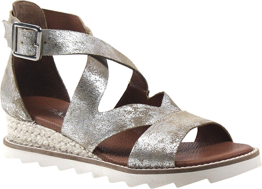 d88e29921 Lyst - Diba True Qu Aint Strappy Sandal in Metallic