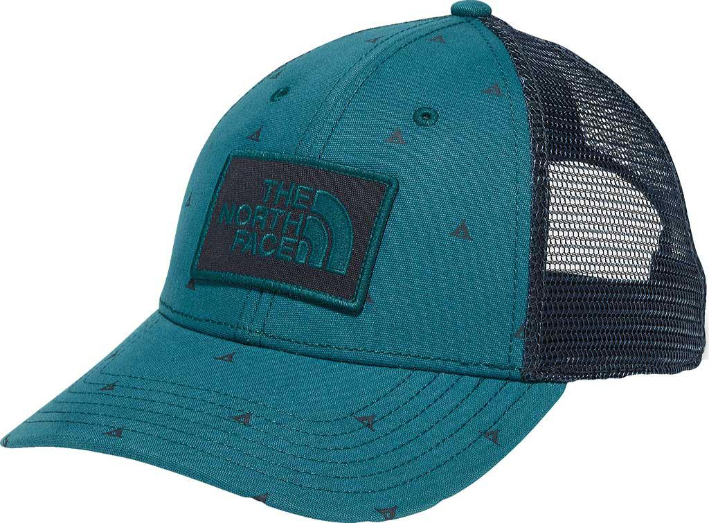 b0036bcfca3 Lyst - The North Face Printed Mudder Trucker Hat in Blue for Men