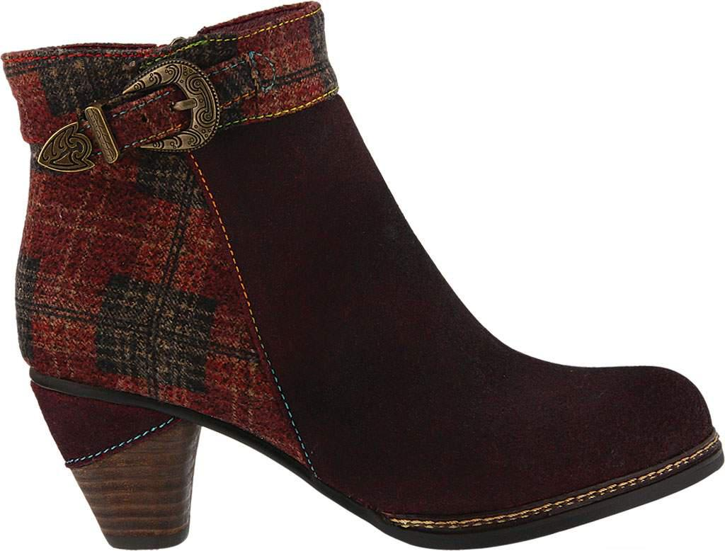 Ost Release Dates Hurry Up L'Artiste by Spring Step Waterlily Ankle Boot(Women's) -Green Multi Leather Combo Clearance Prices Looking For Cheap Online Discount Great Deals TGBSg
