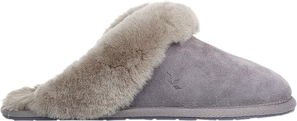 d6f4a1c60cc Women's Gray Milo Scuff Slipper