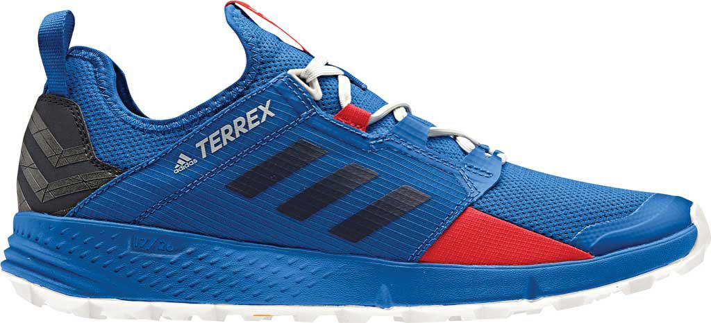 Lyst - Adidas Terrex Agravic Speed Plus Trail Shoe in Blue ...